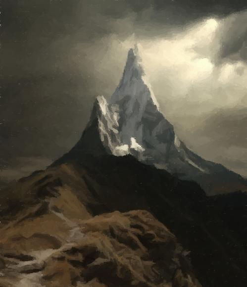 Griifin Mountain