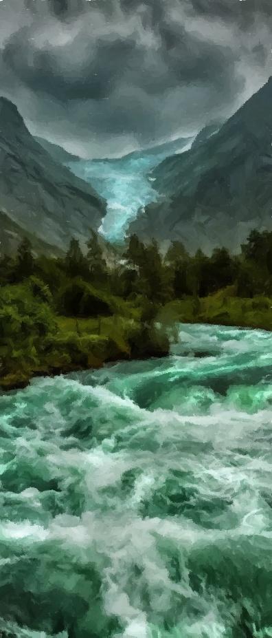 glacier pic