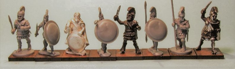 28mm miniatures for Runequest, Glorantha and RPGs Plastic or